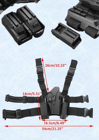 Holster for Glock gun