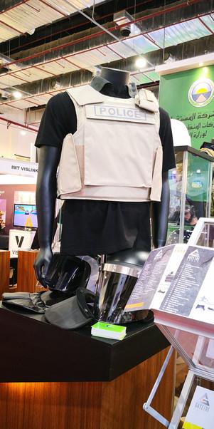 ICarriarel Trading Ltd booth in EDEX '18