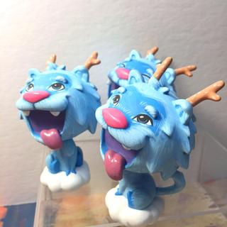 Dragon Dog - Yeti