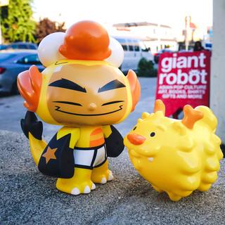 Dragon Boy Super Giant Robot Edition