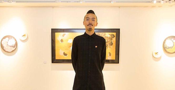 Asian Amerian Artist Martin Hsu