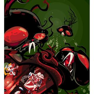 Attack of Octobunny
