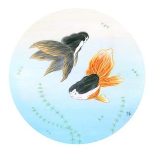 Goldfish Mermaids