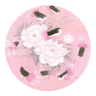 Pink Moon 粉月