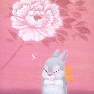 Peony and Bunny