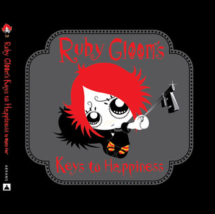 Ruby Gloom's Keys to Happiness, 2004