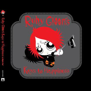 Ruby Gloom's Keys to Happiness, 2004