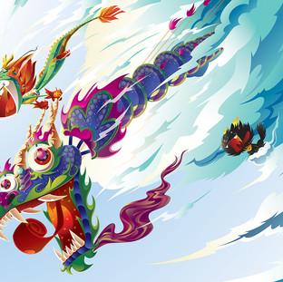 Dragon Boy Big Flight