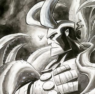 Hellboy's Wish