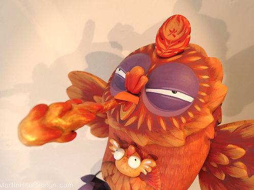 Firebird - Outburst Custom Figure