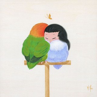 Love Birds, Peace