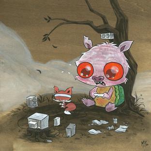 Snappy Pig Xbox