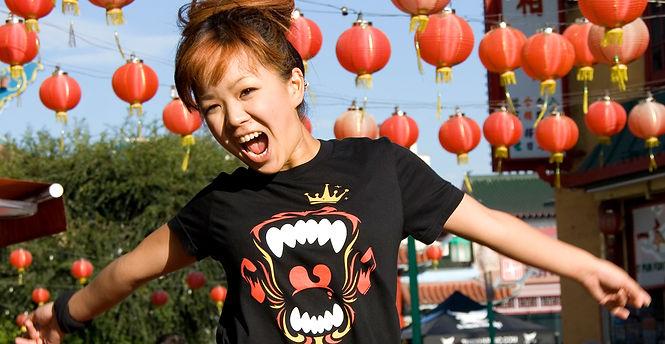 SQETCHBOOK contemporary asian streetwear tshirt apparel design by Martin Hsu