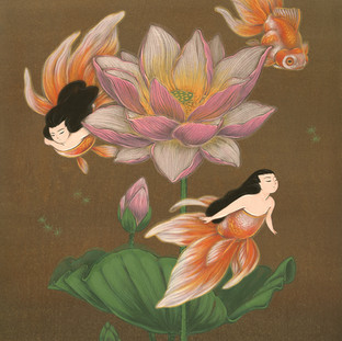 The Radiant Lotus