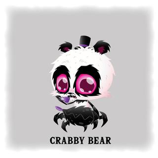 Crabby Bear 熊貓蟹