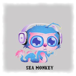 Sea Monkey 海猴