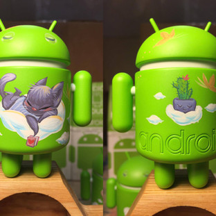 Android and Me - Cat
