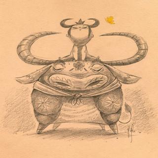 Mettā - Bull