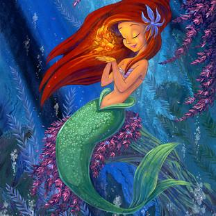 Ariel's Golden Wish