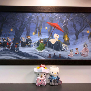 Once Upon A Kitty Wedding (Sanrio HQ)