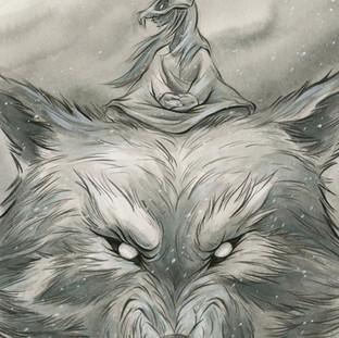 Nurturing Wolf
