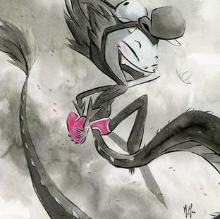 Dragon Boy Heart