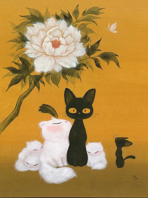 Kiki's Delivery Service - Jiji's Family Print