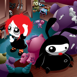 Ruby Gloom's Guide to Friendship, 2005