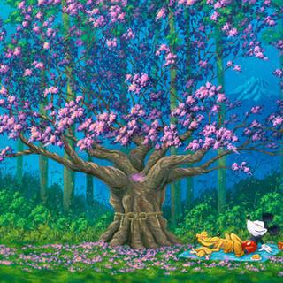 Mickey's Blossom of Dreams