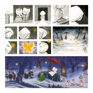 Once Upon A Hello Kitty Wedding, pg 3