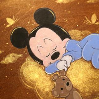 Golden Lullaby - Mickey
