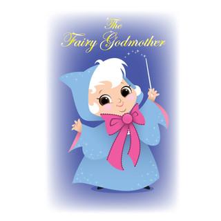 Character Design - Fairy Godmother © Disney