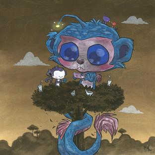 Sea Monkey 3DS