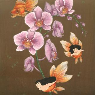 The Joyous Orchid