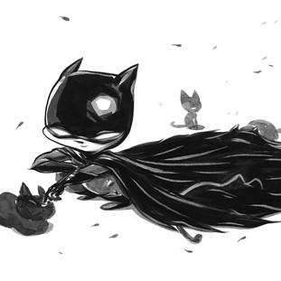 Bat Boy Cats