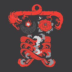 Asian Art Museum SF Tshirt design by Martin Hsu