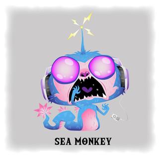 Sea Monkey 海猴 (Angry)