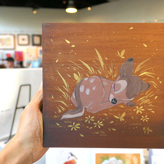 Golden Lullaby - Bambi