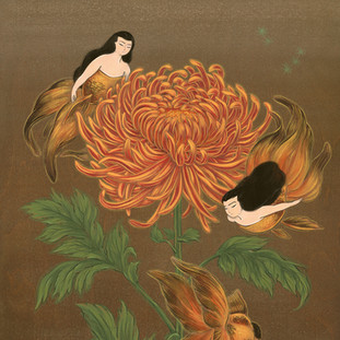 The Wise Chrysanthemum