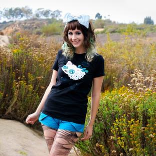 Puffer Puss Women's T-shirt