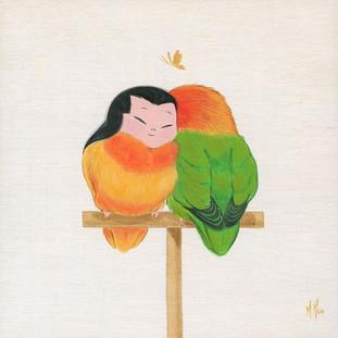 Love Birds, Joy