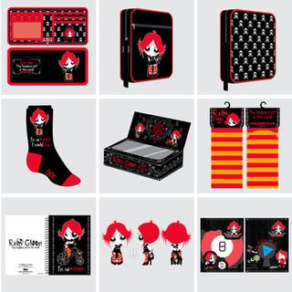 Ruby Gloom Merchandise 2002