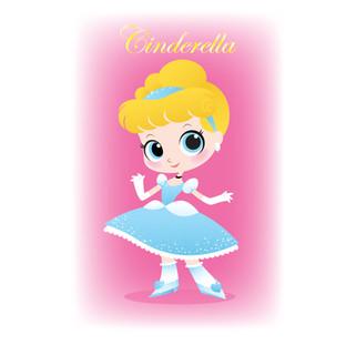Character Design - Cinderella © Disney