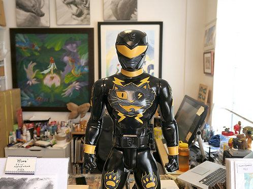 Power Ranger Thunder Paw