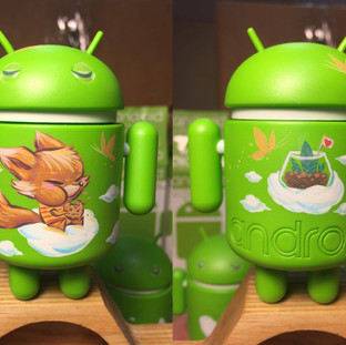 Android and Me - Fox