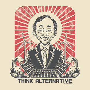 Steven Chu Think Alternative