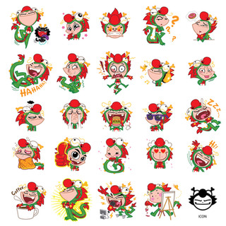 IGG Chat Stickers