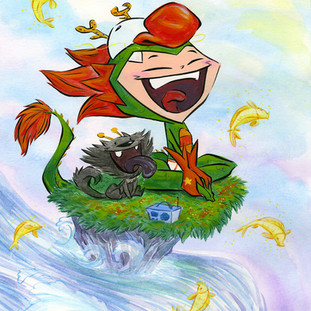 Dragon Boy Rejoice