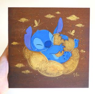 Golden Lullaby - Stitch