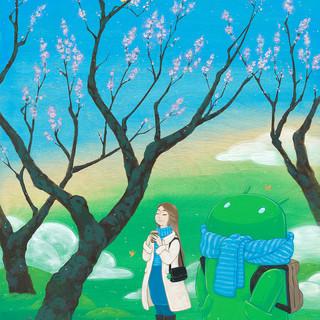 Plum Blossom Wish